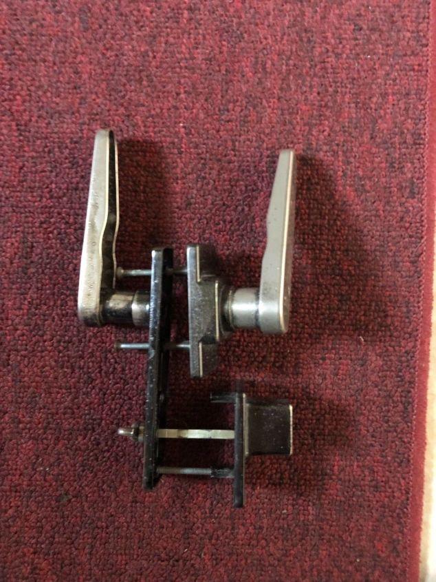 q help with replacement storm door handle