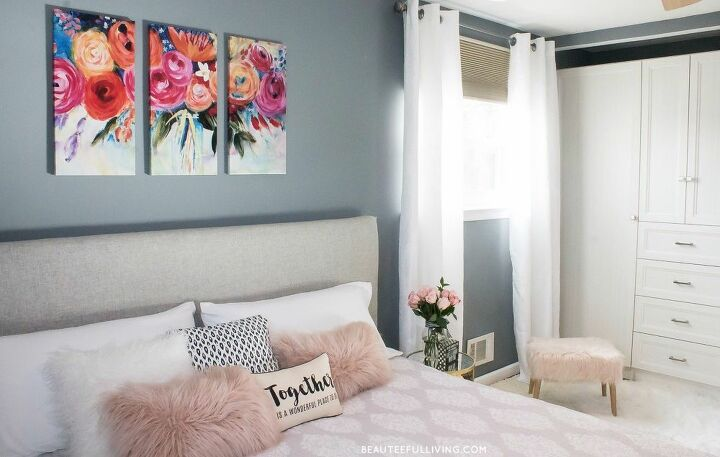 s browse through these dream bedrooms find your favorite, Girly Glam
