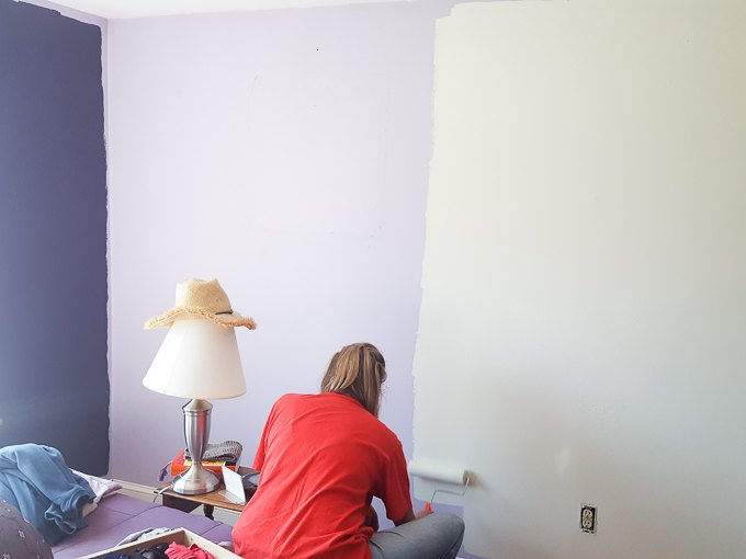 mom dad s dated master bedroom facelift