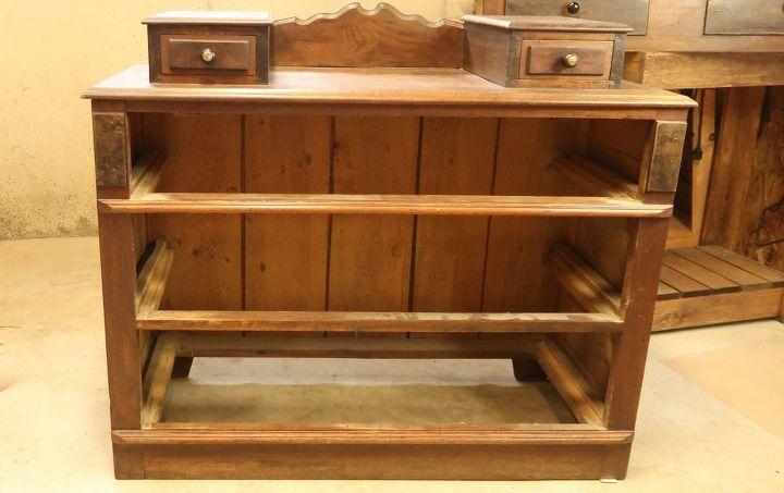 old dresser beautiful bar