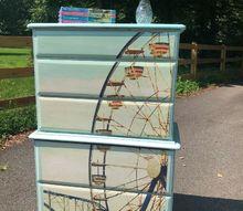 the pinterest inspired ferris wheel dresser