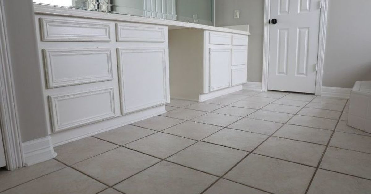 Paint Your Outdated Tile Floors Hometalk