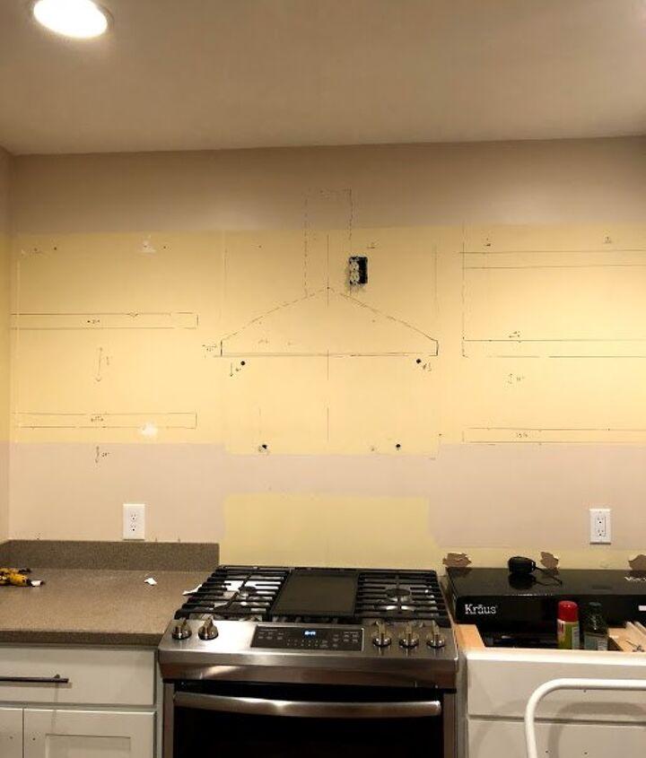 budget kitchen update
