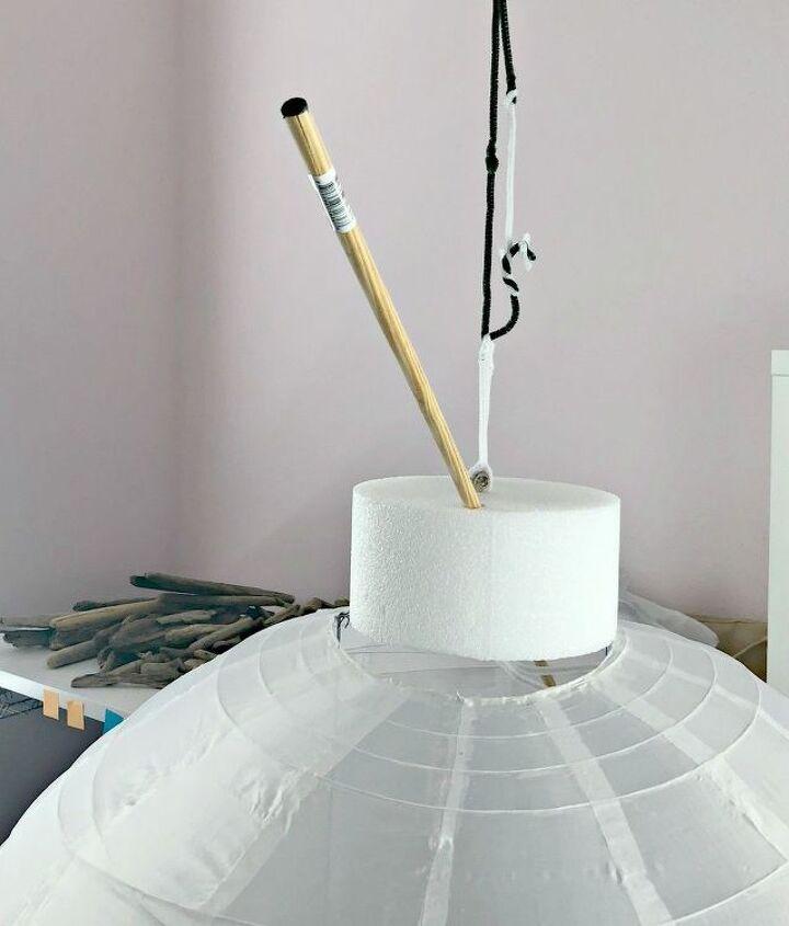 make a paper lantern unicorn
