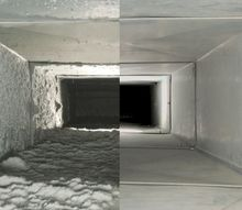 the ways to clean the furnace ducts