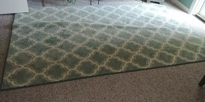 q how do i get my rug to stay in place