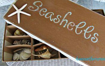 Storage Box for My Seashells
