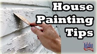 How to stop exterior paint from peeling on doorframes