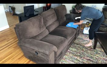 how to deep clean your couch