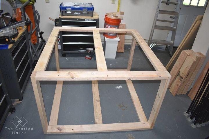 4 x 4 workbench