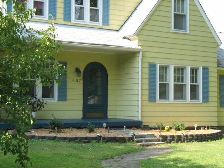 q front porch color palette advice please