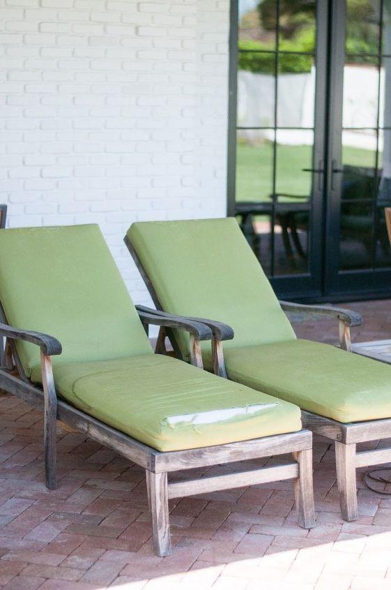 budget friendly coastal backyard patio makeover
