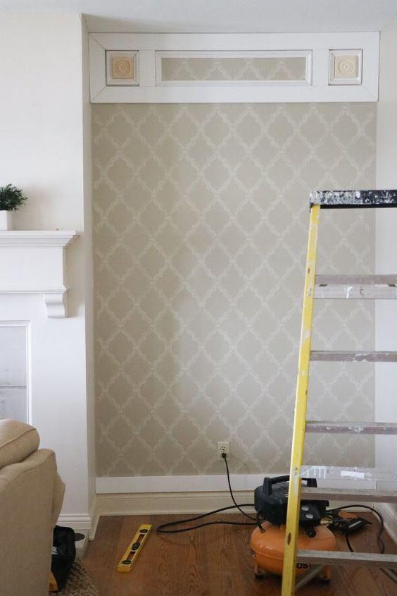 diy elegant wall molding