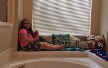 perk up a spa tub shelf