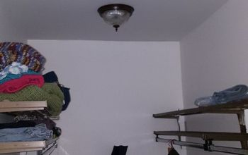 Master Suite Walk In Closet Remodel