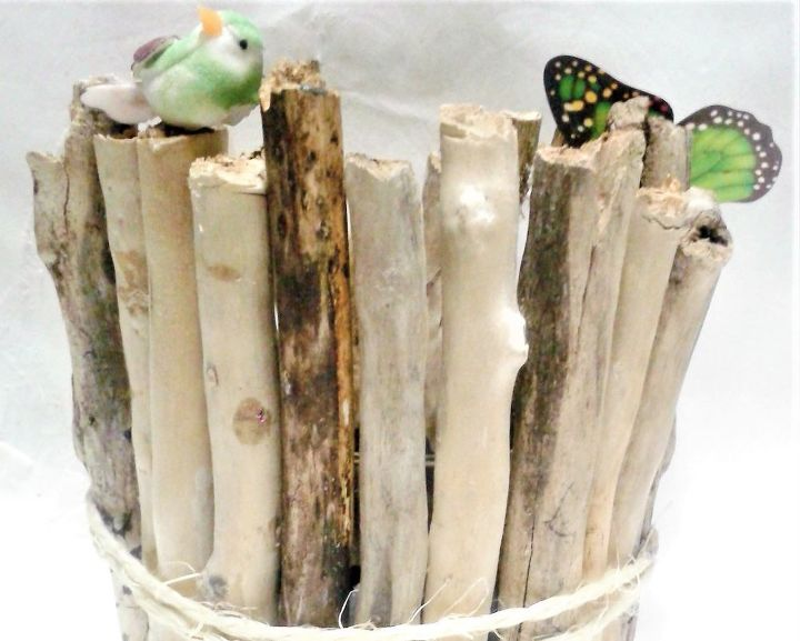 tealight in glass and driftwood mediterranean sold at anthropologie