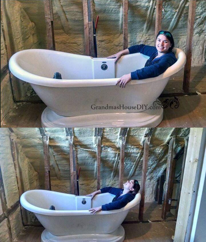 master bathroom refresh bohemiam meets farmhouse