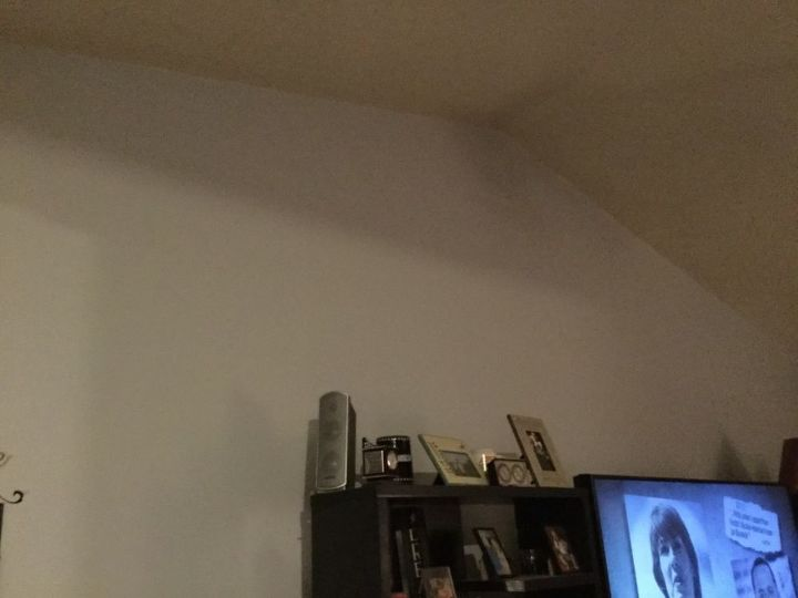 q i have cathedral ceilings need decorating ideas big time help