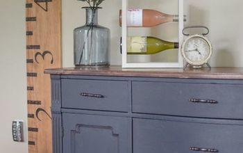 DIY Wine Rack for a Tabletop