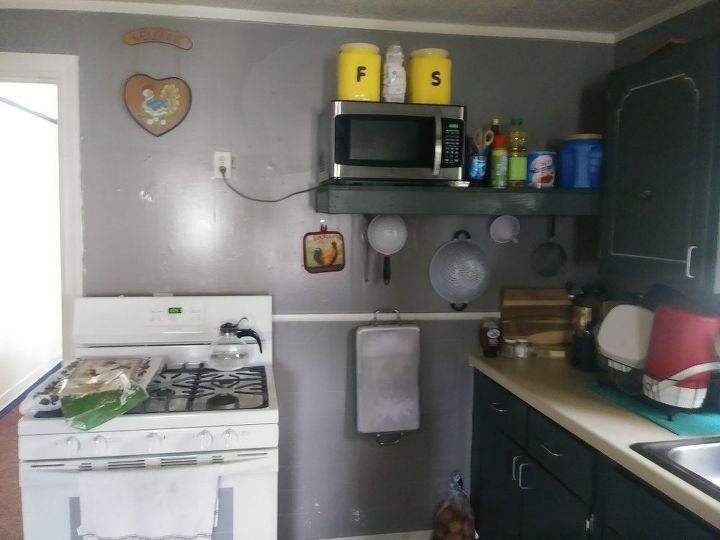 q how do i remodel my small kitchen on a budget