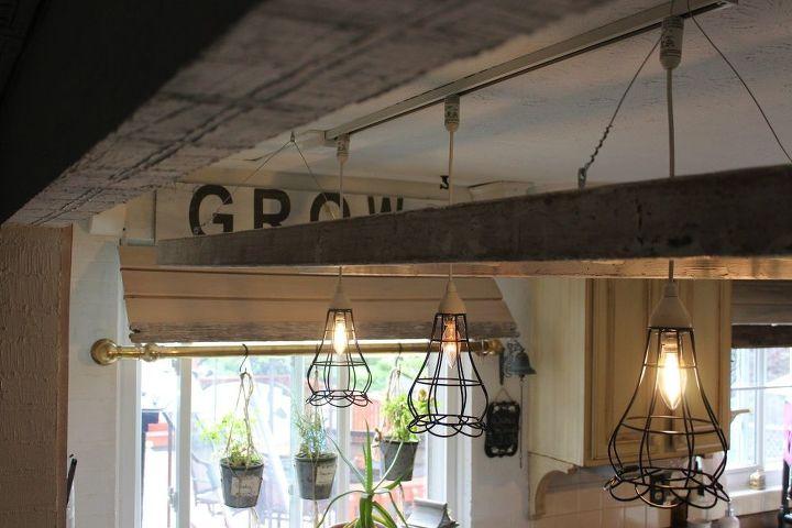 hanging light pendant update