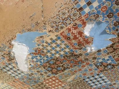 Repair Plaster Walls That Are Crumbling, Crumbling Plaster Basement Walls