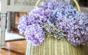 Find a Beautiful Basket, but It's the Wrong Color - Paint It!