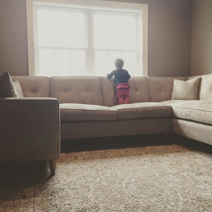 Cleaning And Maintaining Our Microfiber Sofa Hometalk