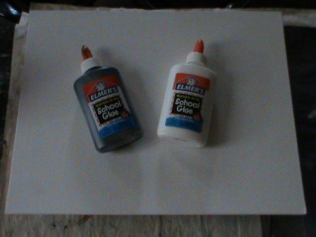 how to make budget acrylic paint pour art part1