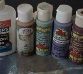 How To Make Budget Acrylic Paint Pour Art Part1 Hometalk
