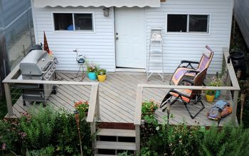 Strip and Stain a Wood Deck Anew