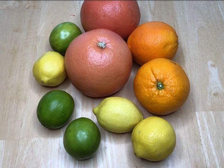 diy household cleaners with citrus