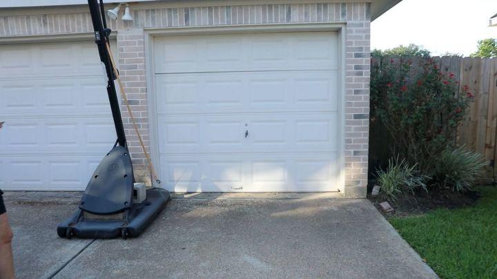 My door waiting for a new look!