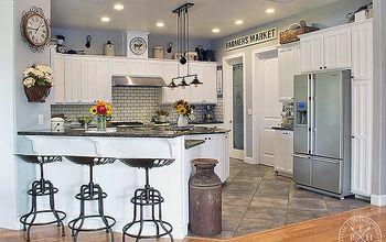 Farmhouse Kitchen Makeover Reveal