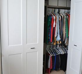 Genial Small Closet Makeover