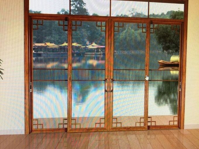 q how to cover sliding doors