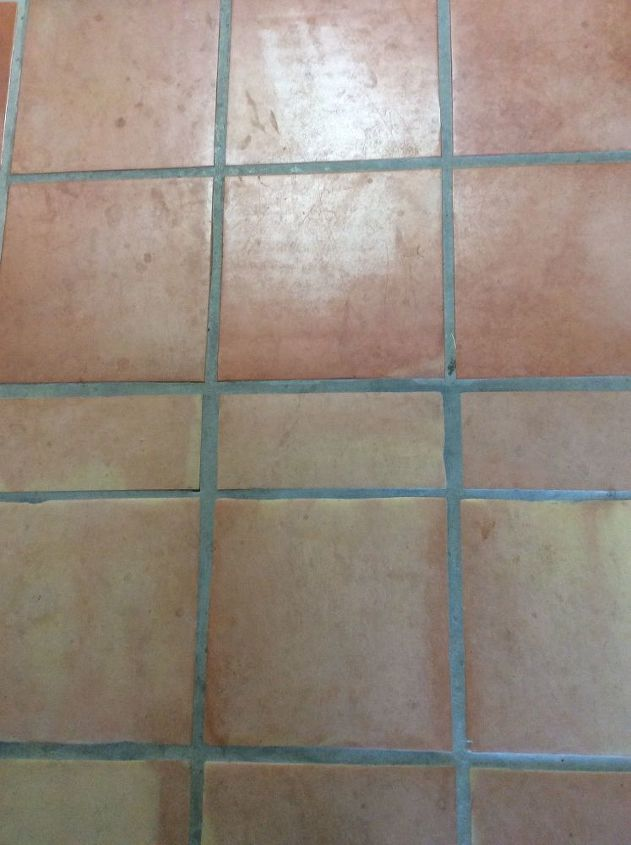 How Do I Deep Clean And Reseal Saltillo Tile Floors Hometalk