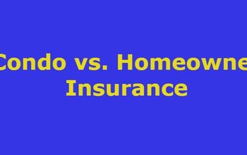 condo insurance vs home insurance is there a difference