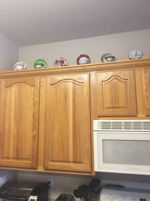 How To Trim My Kitchen Cabinet Doors For A Fresh New Updated Look