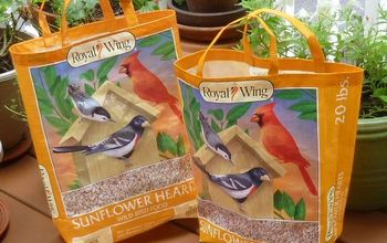 Birdseed Tote Bags