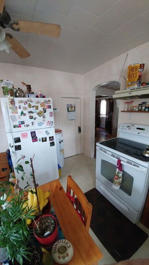 q i hate my kitchen from the 1950 and want yo know what i can do with it