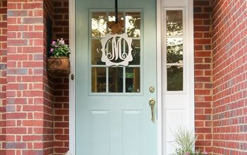 HOW TO STYLE A SMALL FRONT PORCH