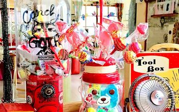 Fun Lollipop Stand  - For Halloween Too