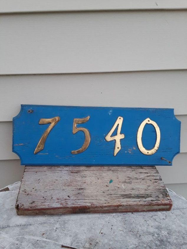 is your house number boring