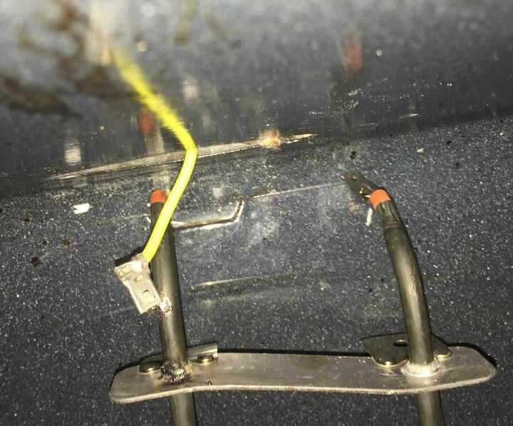 q how to i re attach the lower element to my oven