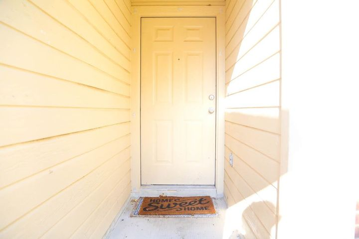 how to add a window to your front door