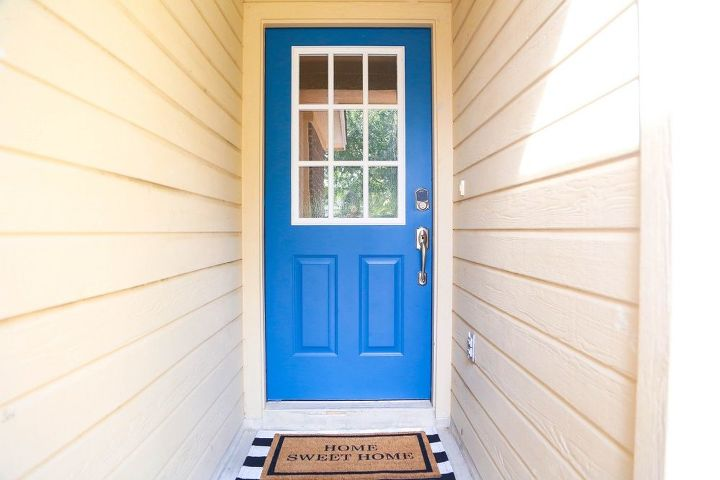 How To Add A Window Your Front Door