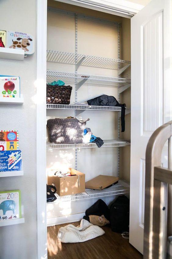 diy cedar lined closet