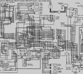 1981 harley wiring diagram explained wiring diagrams rh dmdelectro co 2004 2007 Harley Davidson Wiring Schematics and Diagrams 1981 harley davidson sportster wiring diagram