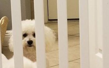 baby crib gone fur baby gate